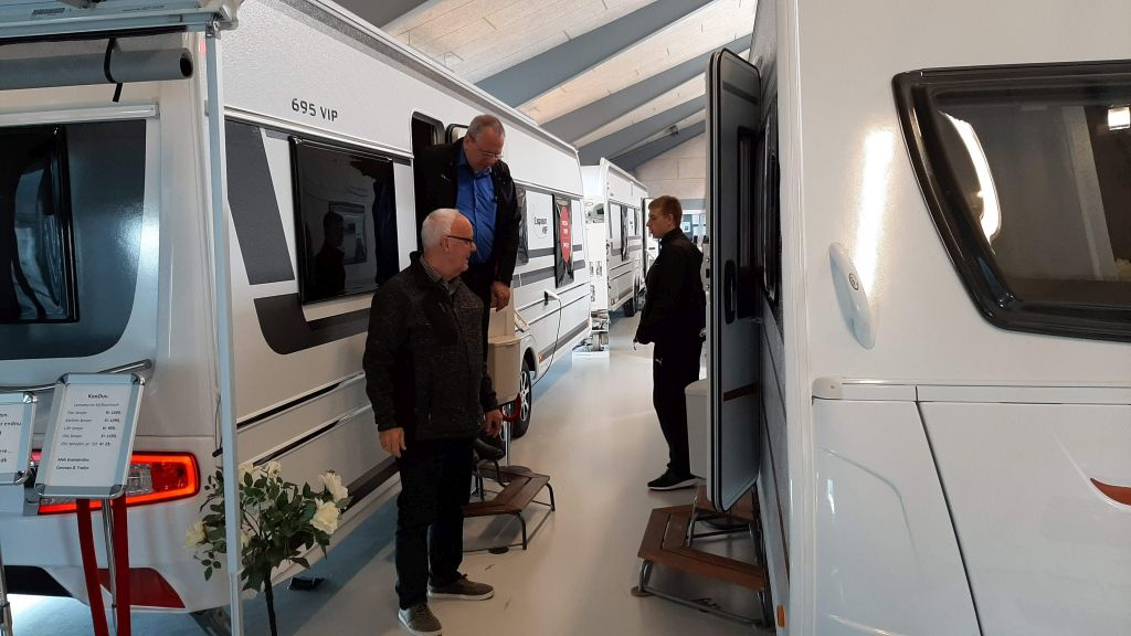 Brønderslev Caravan og trailer center 2020